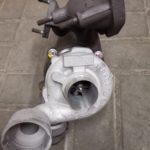 Hybridní turbodmychadla